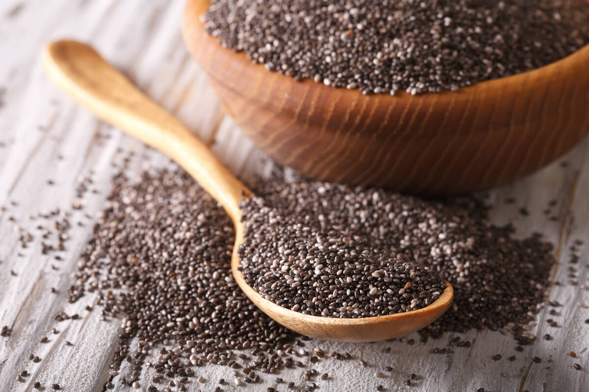10 Incredible Health Benefits of Chia Seeds