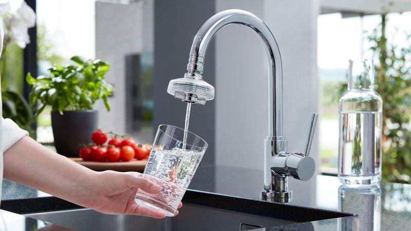 Der schweizer Wasserfilter für sicheres Wasser direkt aus der Leitung