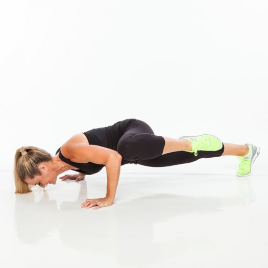 Spiderman Push-Ups: One Bodyweight Exercise To Rule Them All