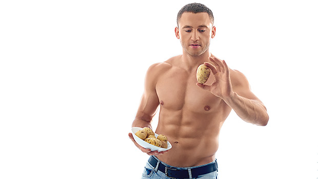 TIP: EAT MORE POTATOES, GET RIPPED