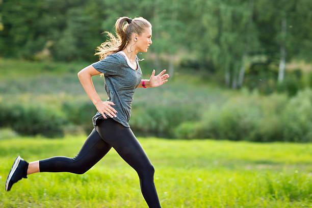 Laufen wirkt Wunder