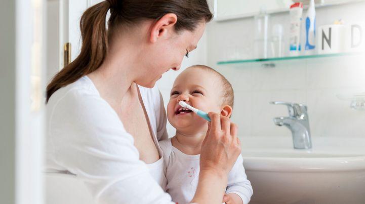 Fluorid – Eine Gefahr für Babys