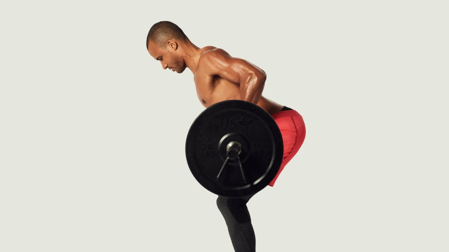 The Best Full-Body Barbell Workout You're Not Doing