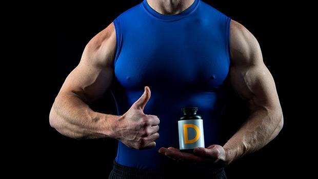Gym Closed? No Problem. Take Vitamin D