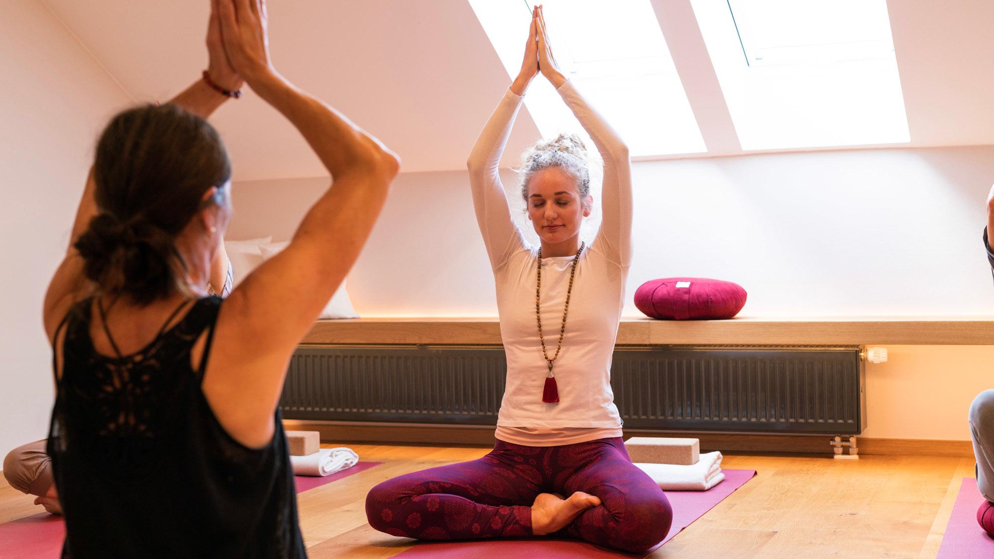 Neu im Programm: Yoga